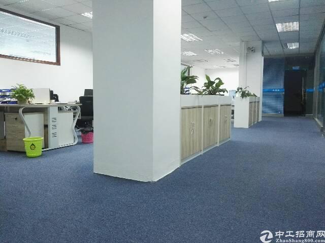 龙华大浪华荣路联建工业区2栋5楼1600平-图5