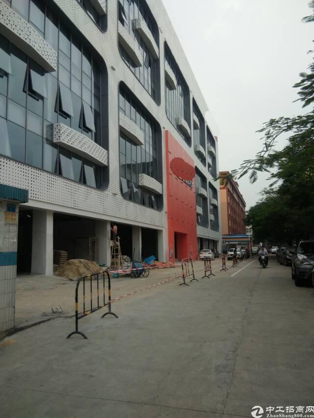 兴东地铁口200米新出620平米带装修办公楼出租