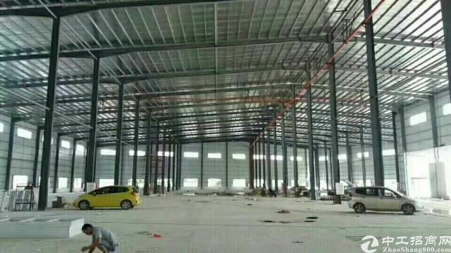 惠阳秋长新出新建物流仓库13000平足够停车位,空地超大-图2
