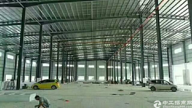 龙岗宝龙原房东全新独院仓库厂房  滴水8米 超大空地-图2