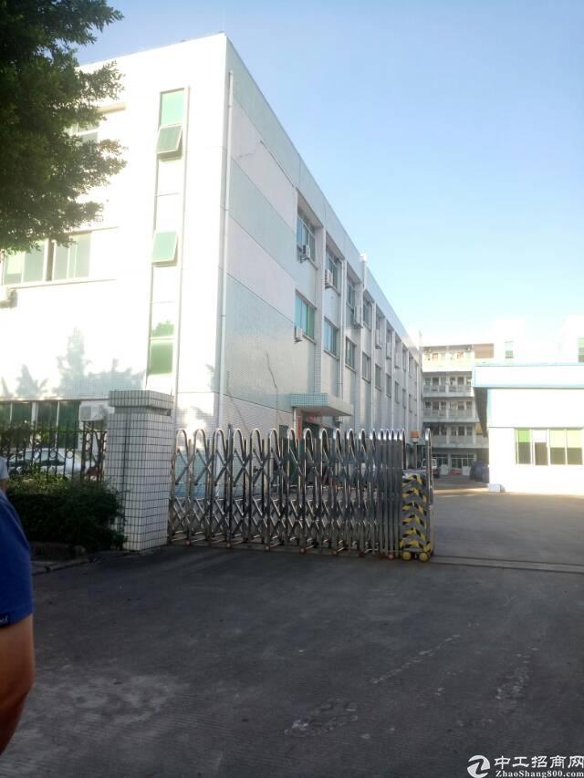 三江工业区分租二楼1300平米招租