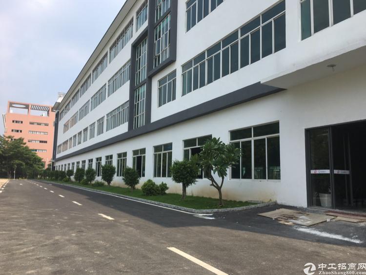 西丽白芒关口科技桃花创新园8000平方厂房招租-图6