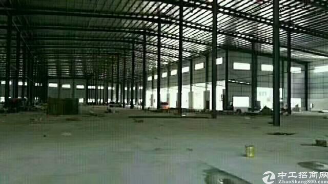 龙岗宝龙原房东全新独院仓库厂房  滴水8米 超大空地-图3
