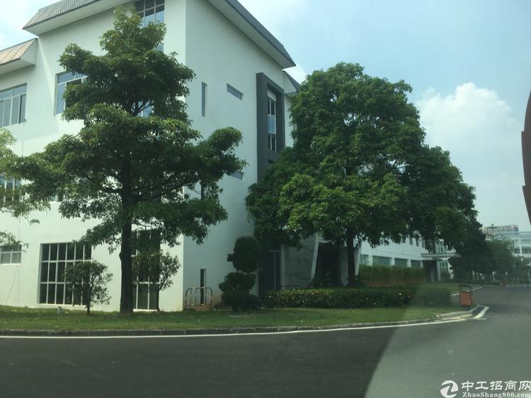 西丽白芒关口科技桃花创新园8000平方厂房招租-图8