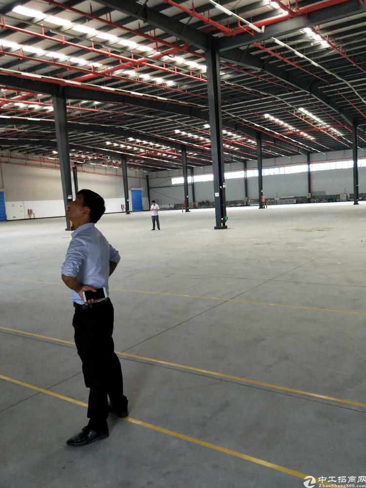 虎门白沙出租大型物流保税仓库面积约16000平方