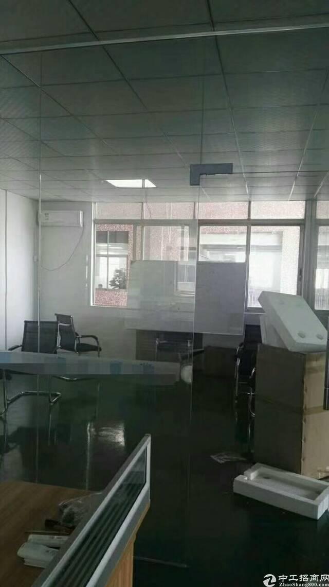 松岗东方工业区一整层1300平米带装修厂房出租-图2