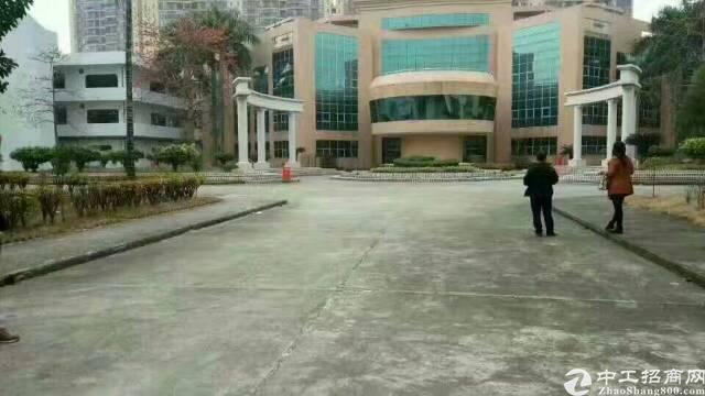 东莞市厚街镇汀山孵化园基地厂房30000㎡分租