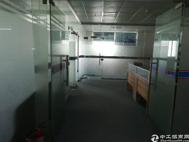 公明楼上1450平米精装修厂房出租-图4