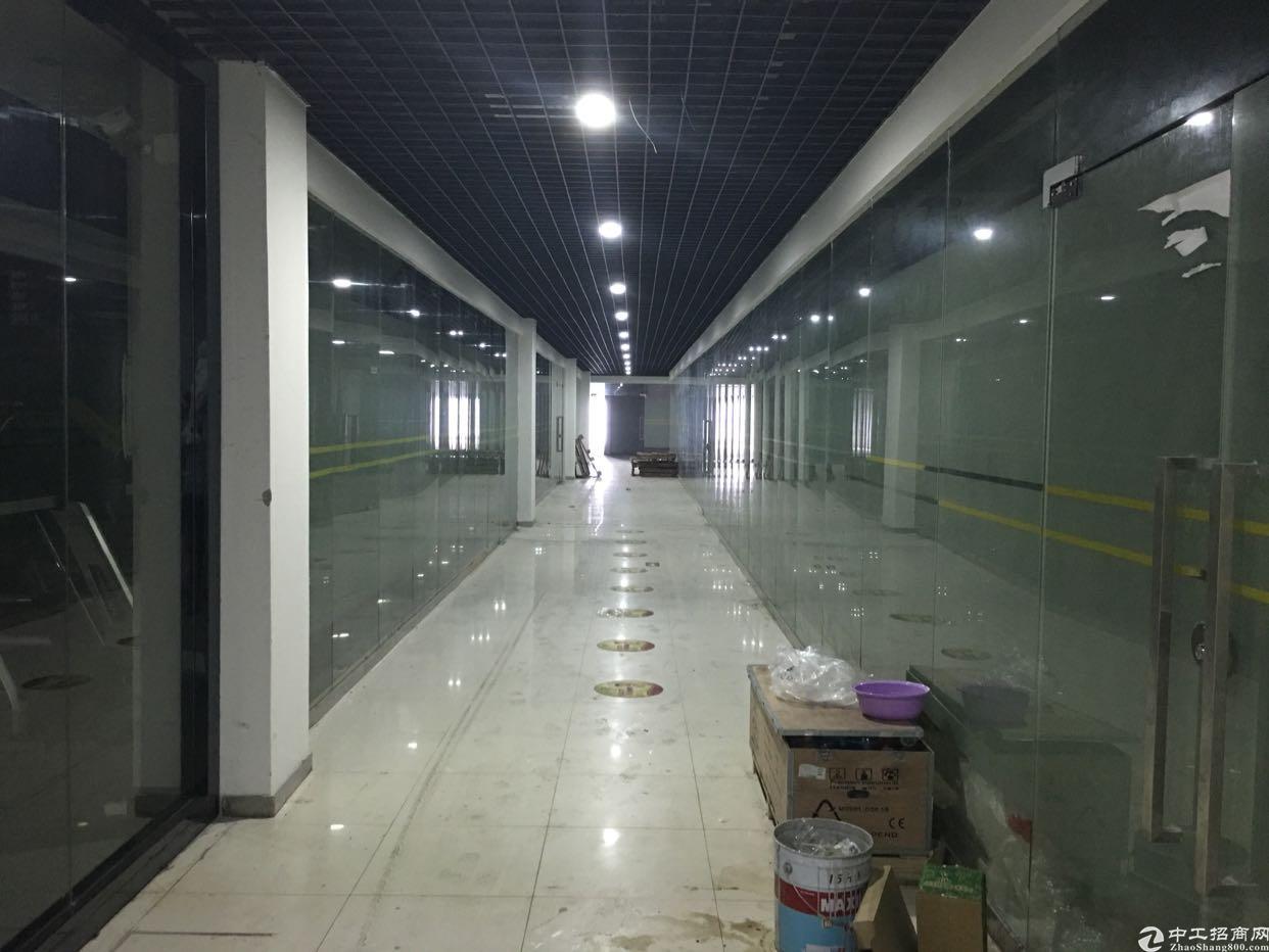 龙华大浪同富裕工业区2楼1625平办公仓库出租-图4