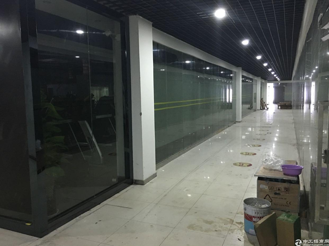 龙华大浪同富裕工业区2楼1625平办公仓库出租