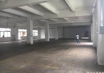 横岗六约社区地铁口旁大型工业区内仓库2200平方图片1