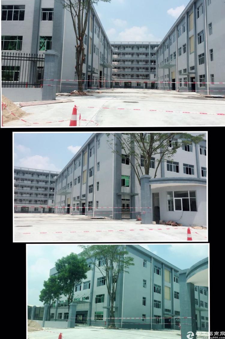 黄江大冚全新楼上厂房2650平方出租