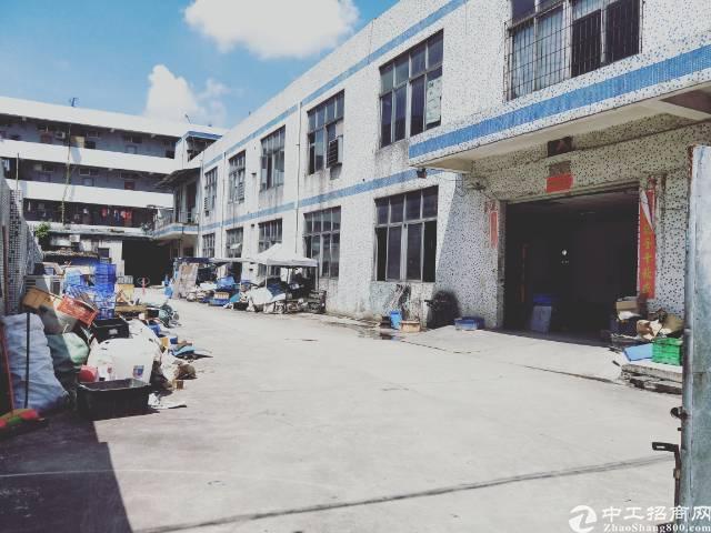 松岗潭头工业区新出独院厂房3600平米出租