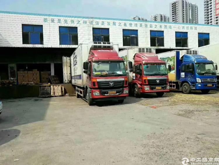 清平高速附近7000平方米物流仓库招租