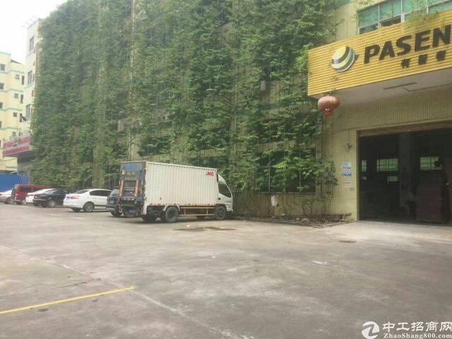 福永镇新河一楼1000平方。适合做机加工仓库设备组装。-图4