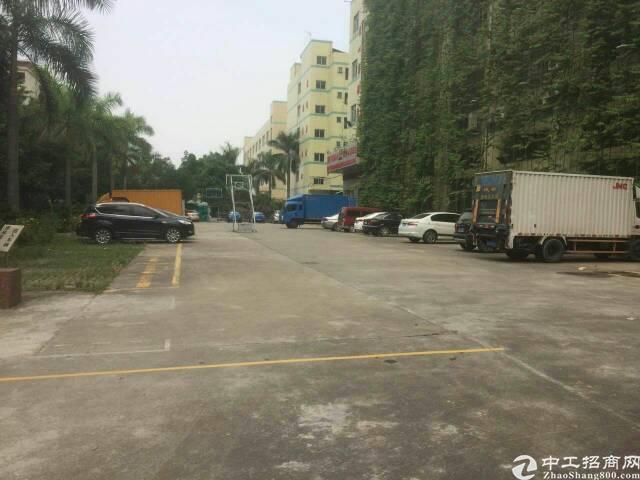 福永镇新河一楼1000平方。适合做机加工仓库设备组装。-图2