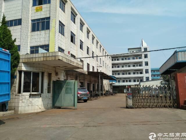 龙眼二楼厂房800平宿舍240现成装修吊顶水电办公齐全