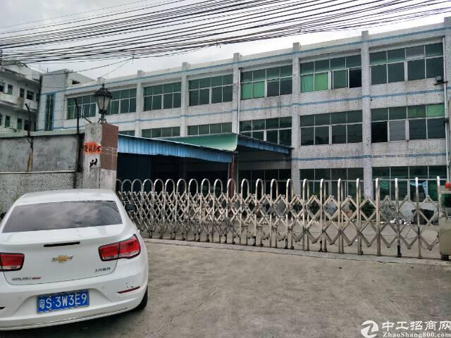 黄江镇13块独院厂房6480平方招租