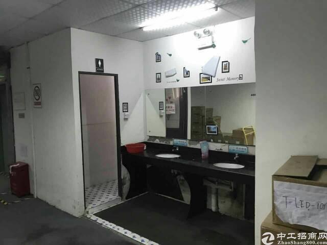 丹竹头地铁站旁500平厂房出租