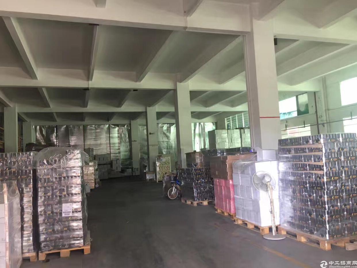 横岗现成食品仓库2600平带卸货招租-图2