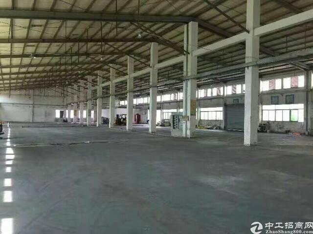 仓库出租3000平空地大-图3