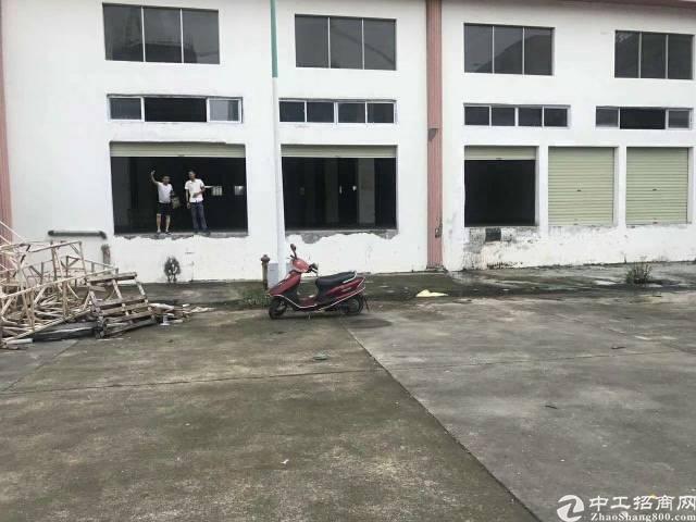 物流仓库最近坑梓深汕路边7200平(可分租)