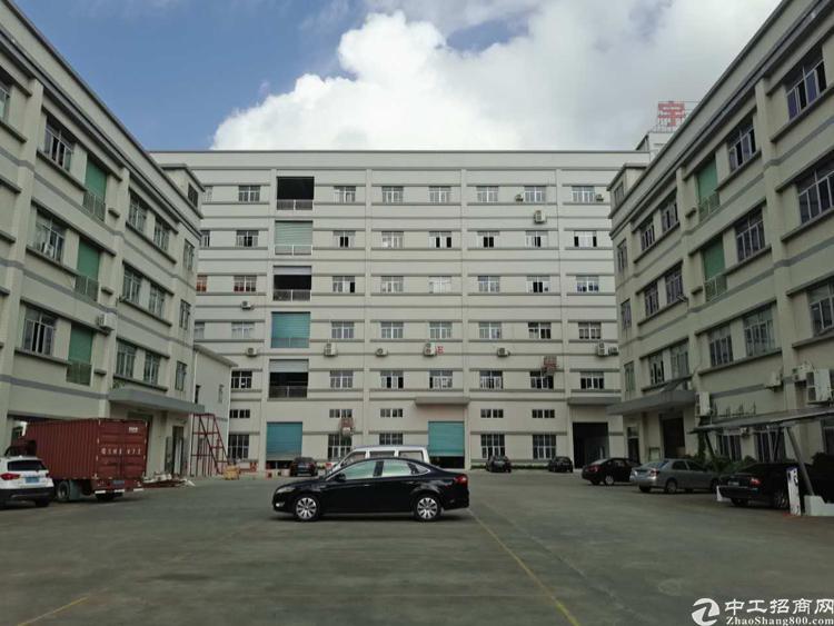 龙岗坪地一楼700平带装修,高度六米
