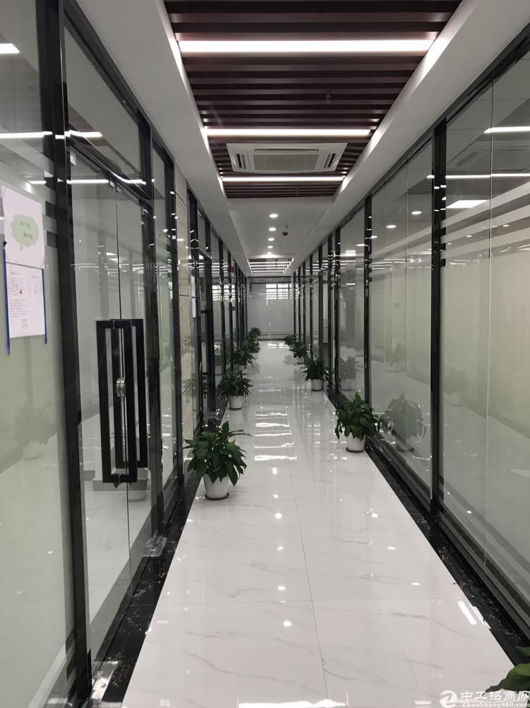 民治地铁口 精装修办公室出租 大小面积200平起租