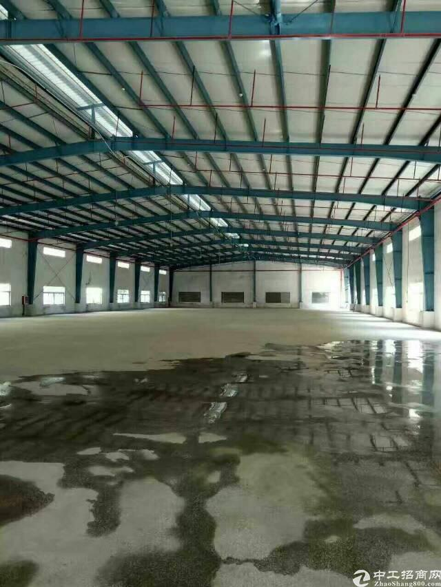 石湾现有2000平方铁皮厂房招租