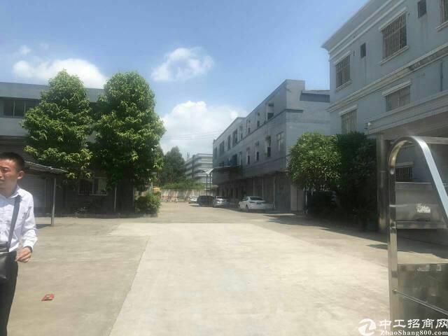 高埗镇北王路边独院厂房出租 仅租12块