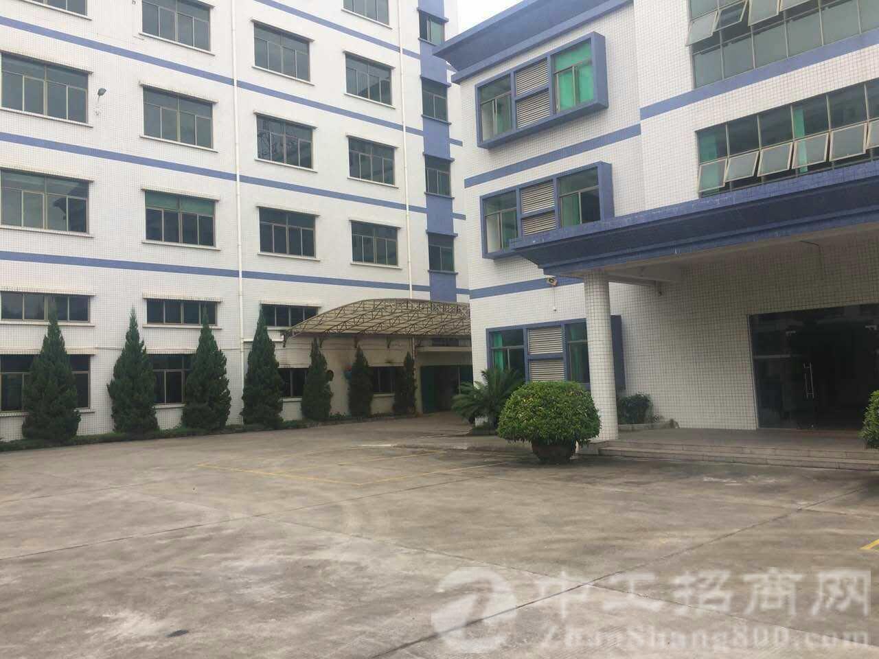 茶山原房东厂房3400平方带7.5吨行车2部,滴水9米