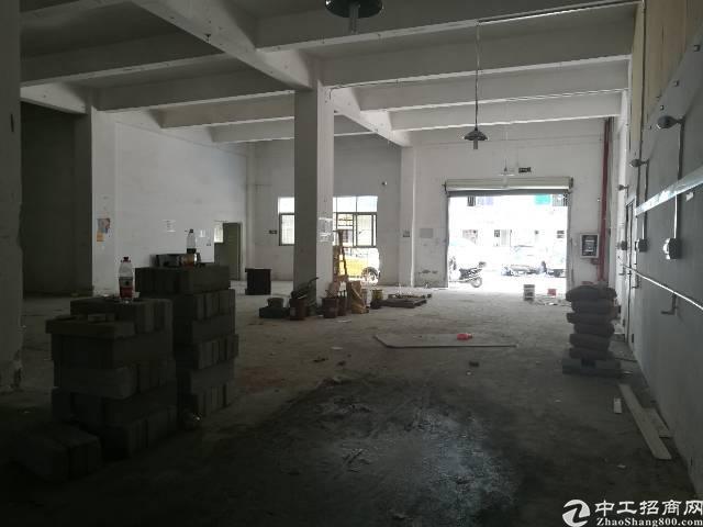 西乡桃源居附近一楼650平米带航车出租