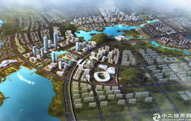 舒城新能源产业集群用地 20亩土地起步招商 舒城区位:合肥以