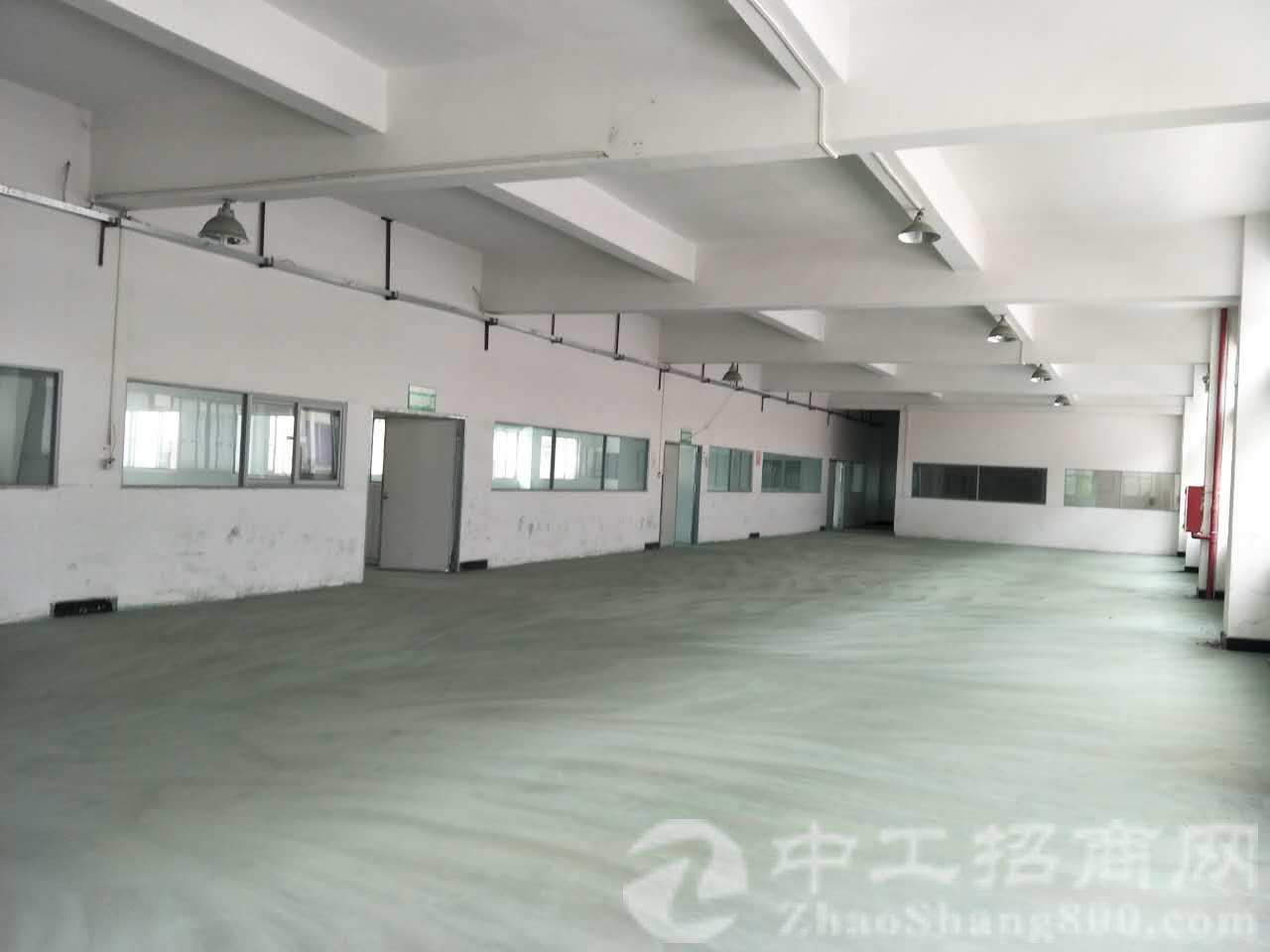 塘厦镇田心新出独院厂房7600平米,可分租