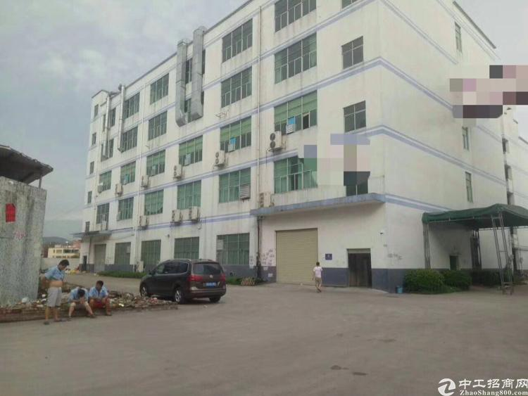 龙华独门独院带红本厂房10600平招租-图5