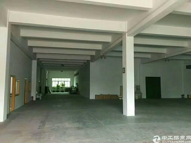 清溪车站附近新出一楼标准厂房450平米招租