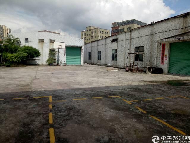 (龙岗坪地)原房东!无公摊钢构厂房1350平方