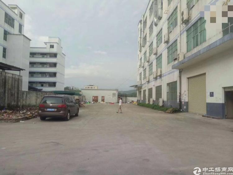 龙华独门独院带红本厂房10600平招租-图4
