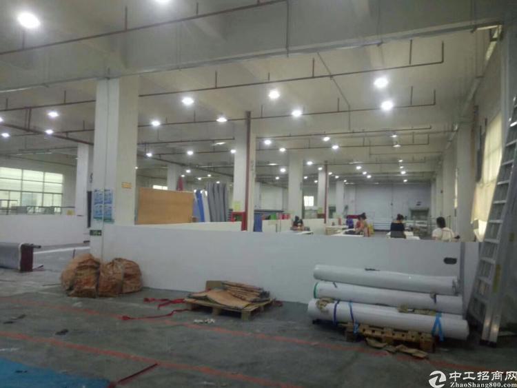 龙华独门独院带红本厂房10600平招租-图2