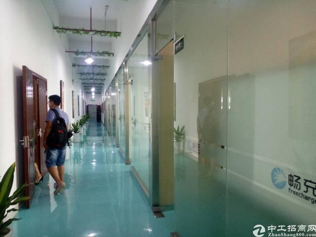 公明南光高速唐明出口新出楼上3280平,豪华装修免转让费