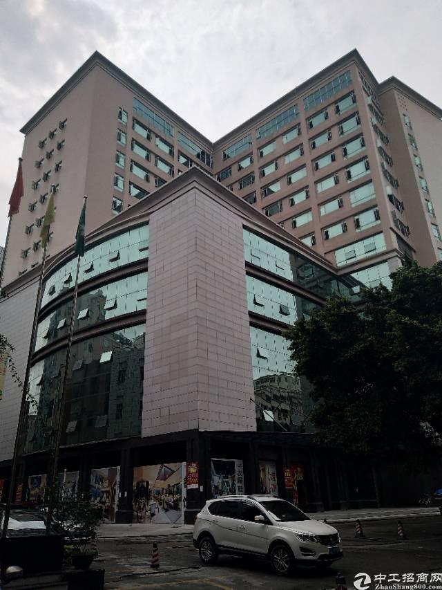 厚街中心区精装写字楼招租200至1000方
