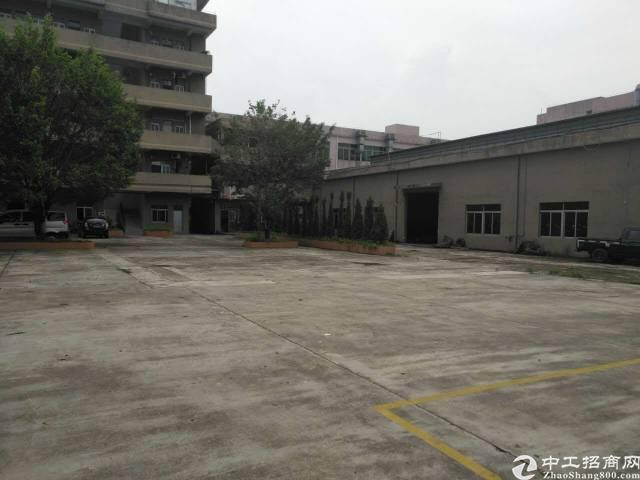 温塘单一层1550平方厂房加配套宿舍出租