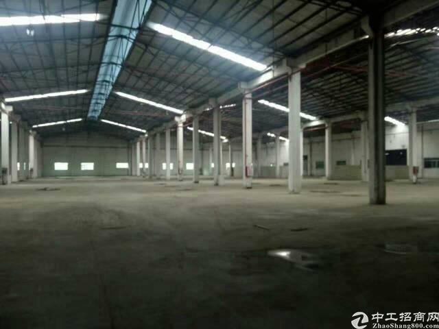 单一层钢构独院厂房招租-图2