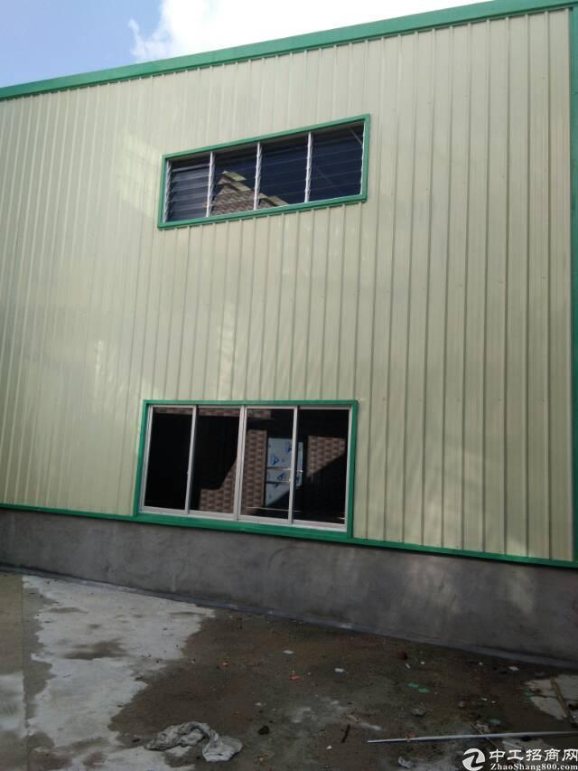 黄江附近小型独院钢构隆重登场