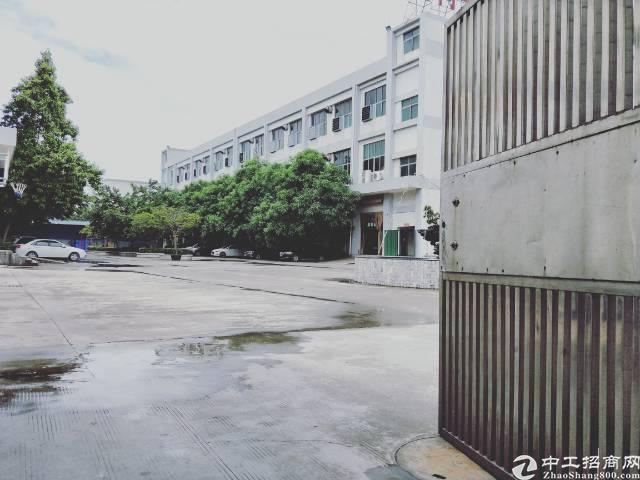 福永福海工业区新出独院厂房12000平米出租