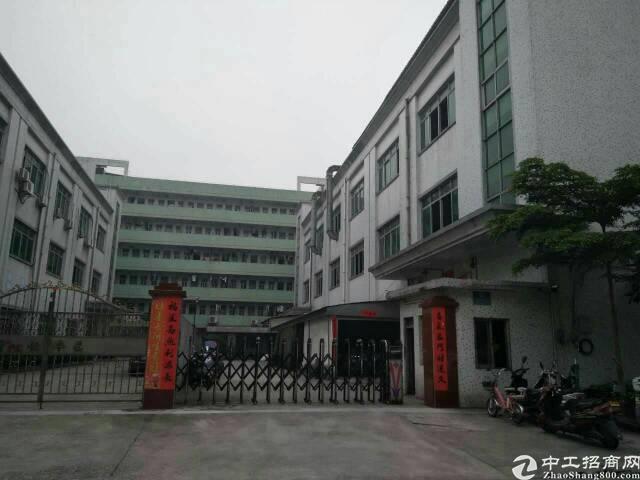 深圳公明新岀独门独院厂房总面积9800㎡