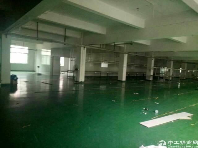 平湖山厦村罗山工业区二楼1500平方急急急租