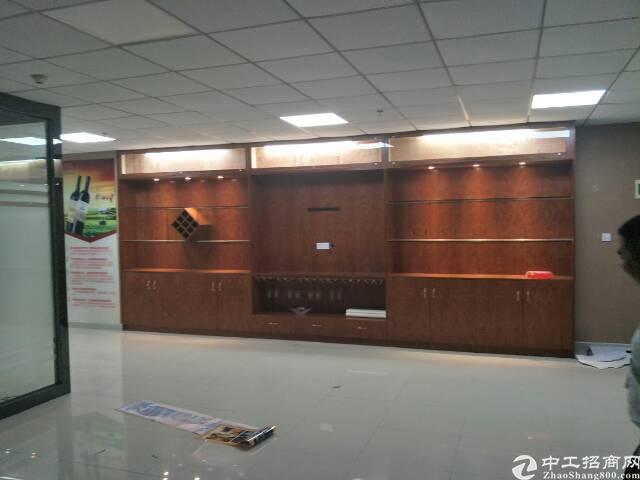 大浪华荣路边上新出豪华装修写字楼230平