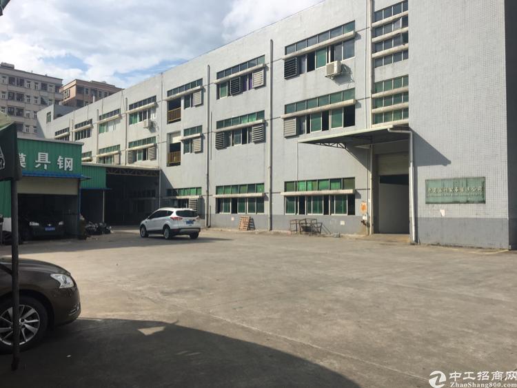 长安乌沙大润发旁新出楼上带办公室精装修厂房320平方招租-图3