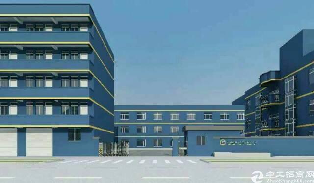东城同沙新出标准独院厂房15000平方